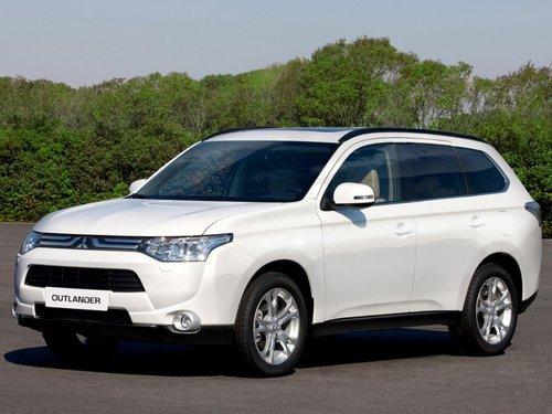 Mitsubishi Outlander 2012 - 2014
