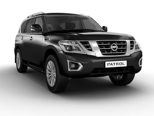 Nissan Patrol 2014 - 2017