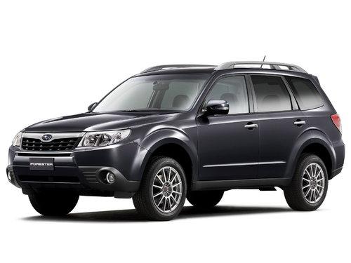 Subaru Forester 2010 - 2013