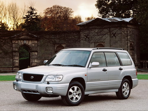 Subaru Forester 2000 - 2002