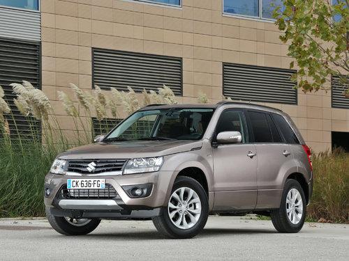 Suzuki Grand Vitara 2012 - 2016