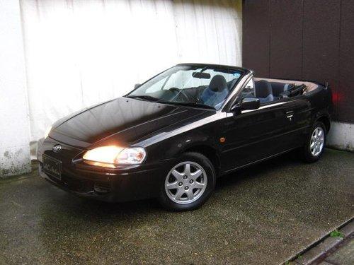 Toyota Cynos 1996 - 1999