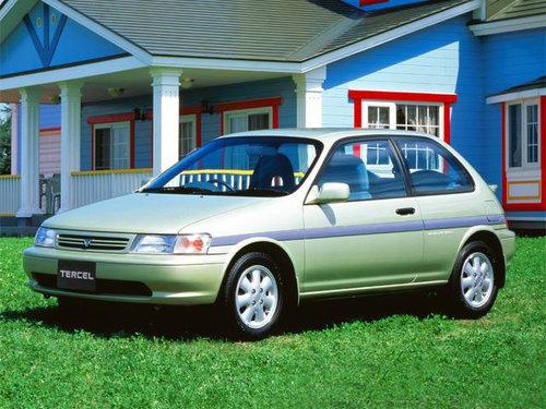 Toyota Tercel 1990 - 1992
