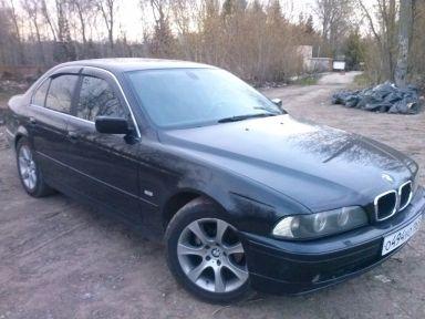 BMW 5-Series 2001 отзыв автора | Дата публикации 24.05.2014.