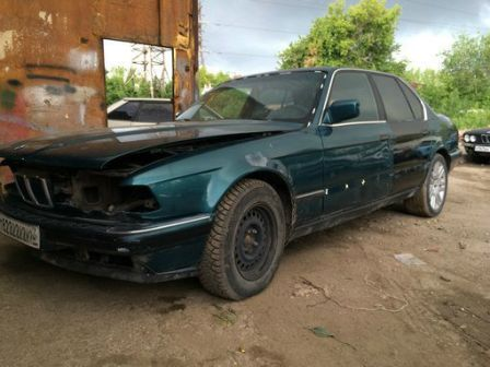 BMW 7-Series 1991 - отзыв владельца