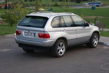 BMW X5 2001 отзыв автора | Дата публикации 19.02.2016.