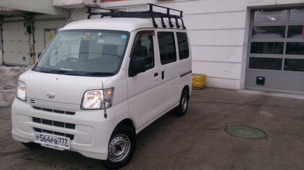 Daihatsu Hijet 2011 - отзыв владельца
