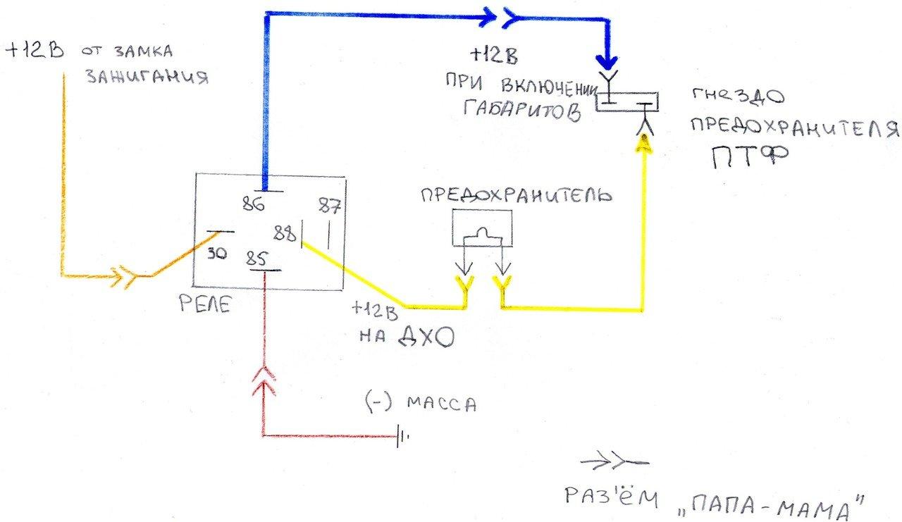 Daihatsu Pyzar Wiring Diagram 8