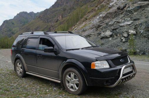Ford Freestyle 2005 - отзыв владельца