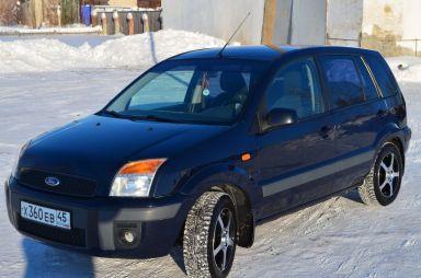 Ford Fusion 2006 отзыв автора | Дата публикации 24.02.2016.