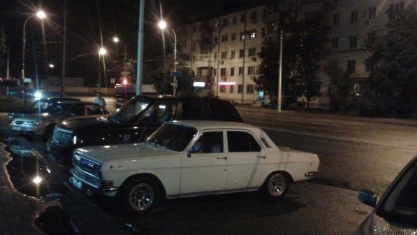 ГАЗ 24 Волга 1979 - отзыв владельца