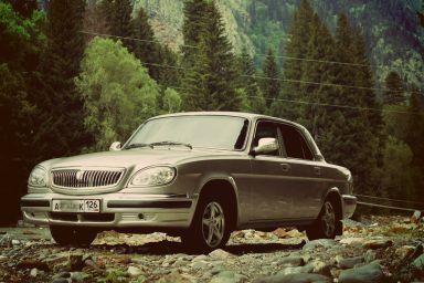 ГАЗ 31105 Волга 2006 отзыв автора | Дата публикации 28.02.2016.