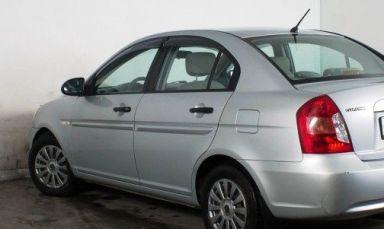 Hyundai Verna, 2006