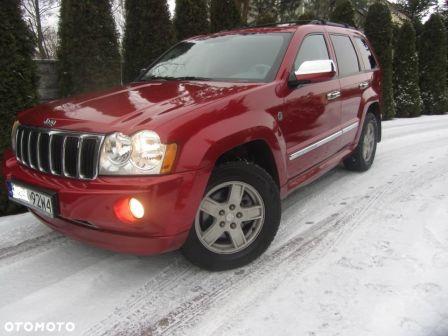Jeep Grand Cherokee  - отзыв владельца