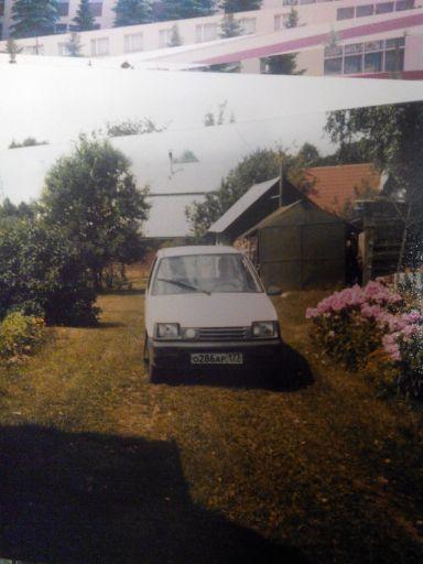 Лада 1111 Ока, 1991