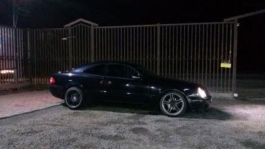 Mercedes-Benz CLK-Class, 2000