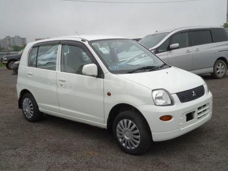Mitsubishi Minica 2008 - отзыв владельца