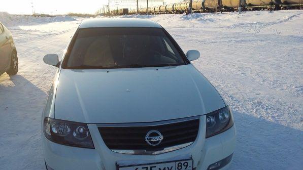 Nissan Almera Classic 2011 - отзыв владельца