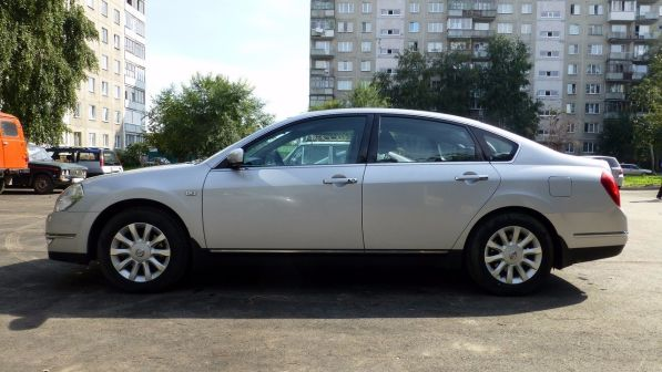 Nissan Teana 2007 - отзыв владельца