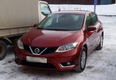 Nissan Tiida, 2015