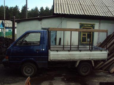 Nissan Vanette Truck, 1990