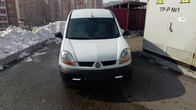 Renault Kangoo 2005 отзыв автора | Дата публикации 19.02.2016.