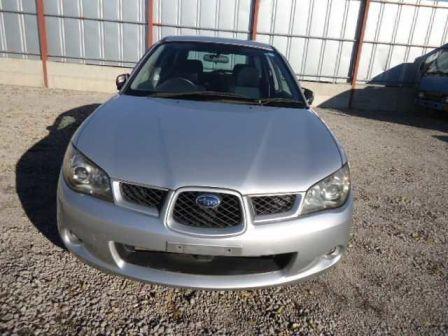 Subaru Impreza 2006 - отзыв владельца