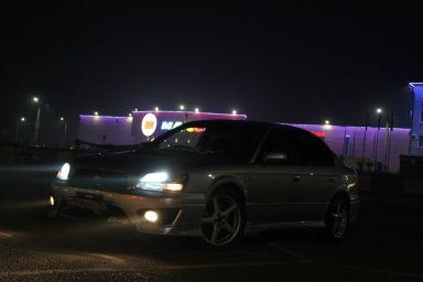 Subaru Legacy B4 2002 отзыв автора | Дата публикации 06.02.2016.