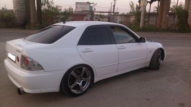 Toyota Altezza, 1999