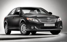 Toyota Camry, 2011