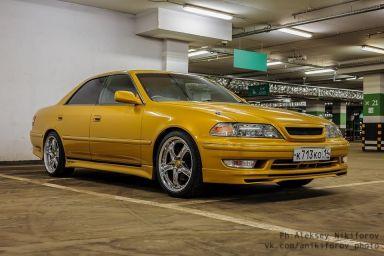 Toyota Mark II 1996 отзыв автора | Дата публикации 01.10.2010.