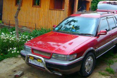 Toyota Sprinter Carib, 1992