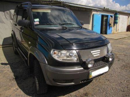 УАЗ Патриот 2005 - отзыв владельца