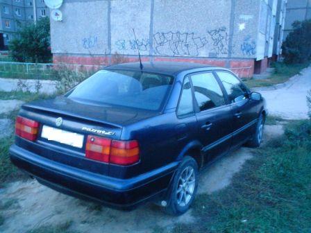 Volkswagen Passat 1995 - отзыв владельца
