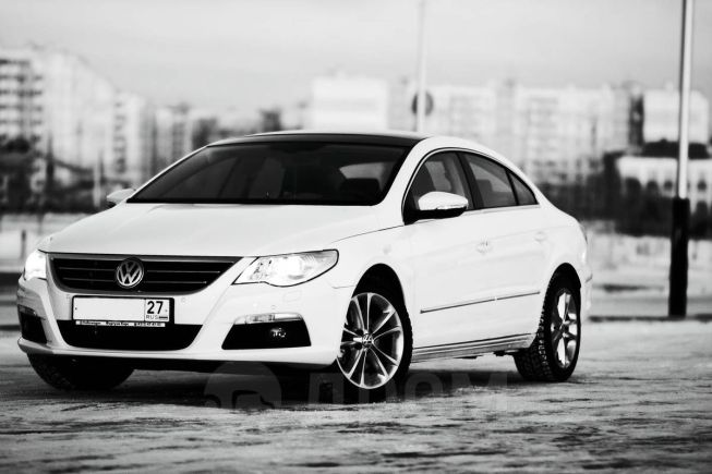 Volkswagen Passat CC, 2011 год, 870 000 руб.