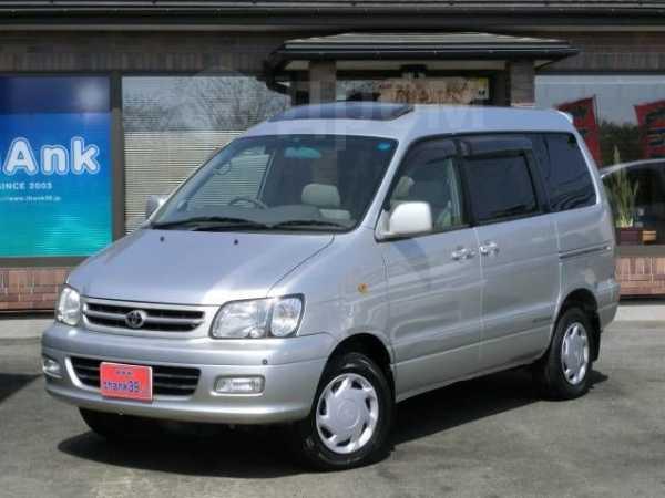 Toyota Town Ace Noah, 2001 год, 249 000 руб.