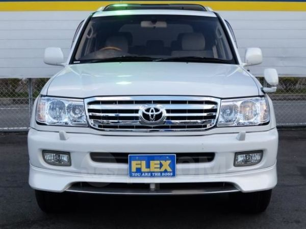Toyota Land Cruiser, 2001 год, 650 000 руб.