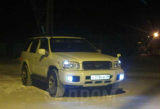 Nissan Terrano, 2002 год, 450 000 руб.
