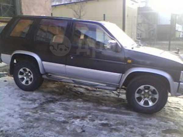 Nissan Terrano, 1995 год, 345 000 руб.