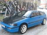Новосибирск Хонда ЦР-Икс 1988