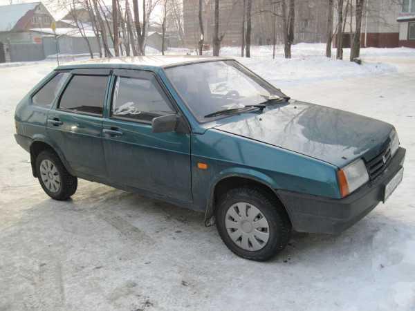 Лада 2109, 2001 год, 90 000 руб.