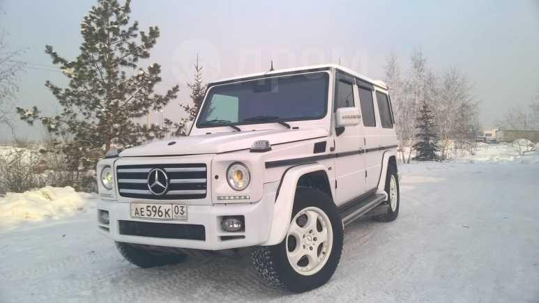 Mercedes-Benz G-Class, 2002 год, 1 100 000 руб.