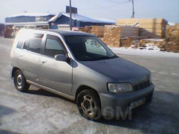 Nissan Cube, 1999 год, 120 000 руб.