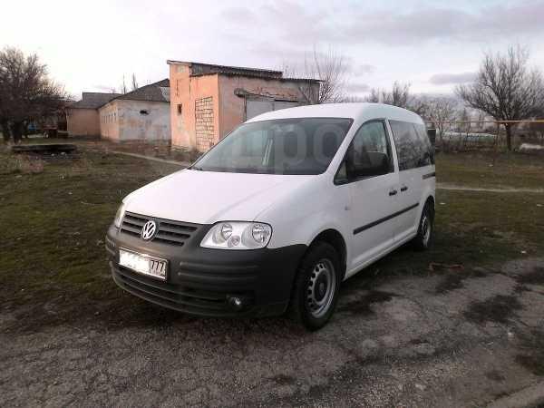 Volkswagen Caddy, 2007 год, 660 000 руб.