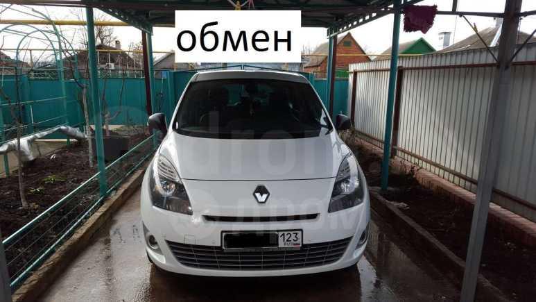 Renault Grand Scenic, 2011 год, 700 000 руб.