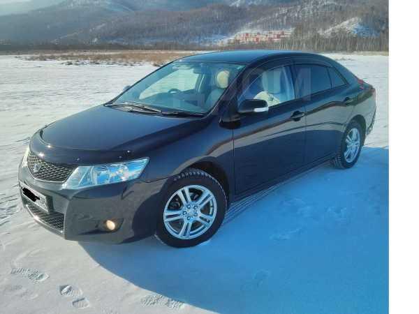 Toyota Allion, 2008 год, 595 000 руб.