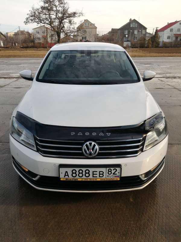 Volkswagen Passat, 2011 год, 850 000 руб.