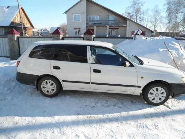 Toyota Caldina, 1995 год, 117 000 руб.