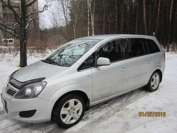 Opel Zafira, 2010 год, 525 000 руб.