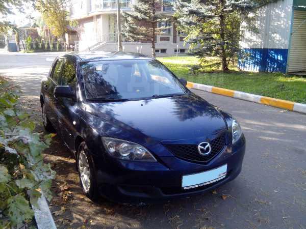 Mazda Mazda3, 2008 год, 335 000 руб.
